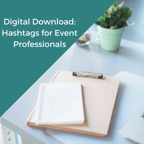 Hashtags for Event Professionals-2