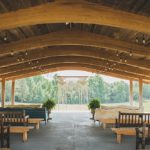 Gorgeous real wedding at Independence Golf Club in Virginia with eclectic and vintage rentals by Paisley and Jade