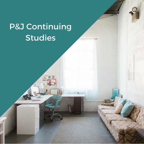 P&J Continuing Studies