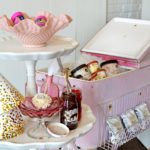 Inspiration Station - ice cream - fridge - tiered tables  (5 of 29)