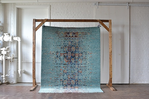 The Christie Rug available for rent by Paisley & Jade