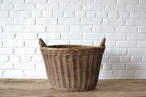 Basket available for rent by Paisley & Jade