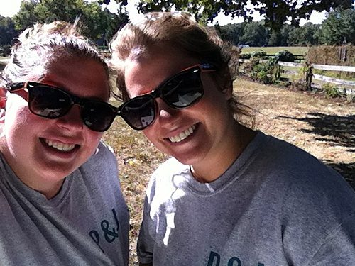 The faces behind Paisley & Jade: a vintage and specialty rental company based in Richmond, VA and serving Virginia, Washington, DC, and North Carolina!