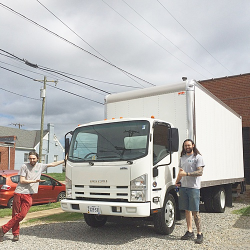 Paisley & Jade makes delivery as easy and possibly and our Warehouse Manager and Shop Lead, Stephen and Tyler, always deliver the best rentals!