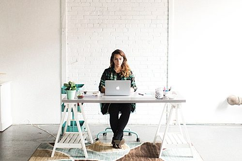 Mandy, Paisley & Jade's Studio Coordinator, is available to answer any questions you may have about space rentals and more!