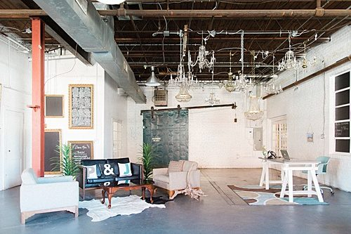 Paisley & Jade offers more than just mismatched chairs, we offer space rentals for styled shoots, events, and even coaching sessions with the co-captaion, Morgan Montgomery!